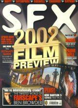 SFX magazine #87 2002 Film Preview ref101106