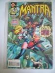 Mantra no.1 Malibu Comic Direct Edition Ultraverse The Menace of Coven ref231