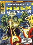 Marvel Comic The Incredible Hulk and the Avengers Sept 29 1976 ref042