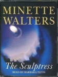 Minette Walters The Sculptress on 2 Audio Tapes