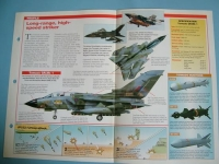 Modern Combat Aircraft of the World Card 49 Panavia Tornado IDS