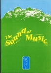 The Sound of Music 1991 Wimbledon Theatre Programme, CHRISTOPHER CAZENOVE, LIZ ROBERTSON refb1327