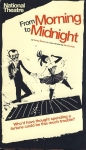 From Morning to Midnight by Georg Kaiser Dennis Kelly 2013 NT Theatre Programme refb1336