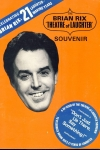The Brian Rix Theatre of Laughter Sovenir Brochure 24 pages refb1403