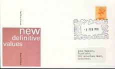 1980 Post Office WINDSOR shs Definitive Stamps First Day Cover refcd415