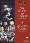 She Stoops to Conquer, A Laughing Matter 2002 NT Theatre Programme refb1283