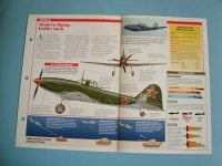 Other Aircraft of World War II Card 14 Ilyshin IL 210 Shturmovik eastern front