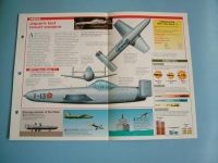 Other Aircraft of World War II Card 31 Yokosuka MXY7 OHKA flying suicide bomb