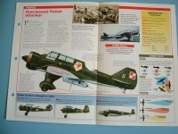 Other Aircraft of World War II Card 48 PZL P23 Karas