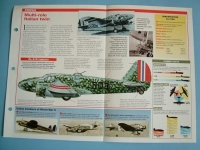 Other Aircraft of World War II Card 66 Caproni Bergamaschi Ca 310 Series