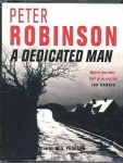 Peter Robinson   A Dedicated Man on 2 Audio Tapes