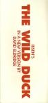 The Wild Duck 2006 JOHN ATTERBURY, SUSAN BROWN Donmar Theatre Programme refb100969