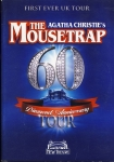 2014 Agatha Christie's THE MOUSETRAP UK Tour Theatre Programme b1052