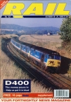 RAIL magazine No.133 October 1990 no extras r1530