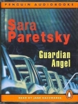 Sara Paretsky  Guardian Angel on 2 Audio Tapes