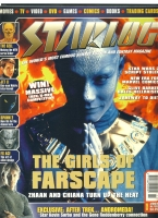 STARLOG magazines listed – highly collectable