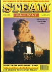 Steam Railway magazine No.132 April 1991 R243