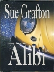 Sue Grafton A is for Alibi  on 2 Audio Tapes
