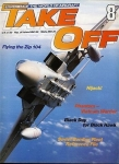 TAKE OFF Aircraft Magazine 8 Zip 104 Phantom Vietnam Soviet