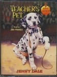 TEACHERS PET Puppy Patrol JENNY DALE reader Jan Francis Childrens Audiobook Tape