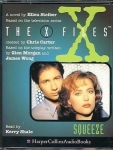 The X Files Squeeze unabridged on 2 Audio Tapes