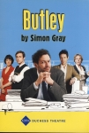 BUTLEY by Simon Gray DOMINIC WEST, PAUL McGANN Duchess Theatre Programme refb1095
