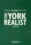 The York Realist by Peter Gill Strand Theatre Programme ANNE REID 2002 refb1533