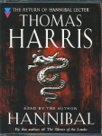 Thomas Harris reads Hannibal on 4 Audio Cassette Tapes