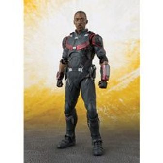 Falcon (Avengers Infinity War) Bandai Tamashi Nations SH Figuarts Action Figure from 365games.co.uk