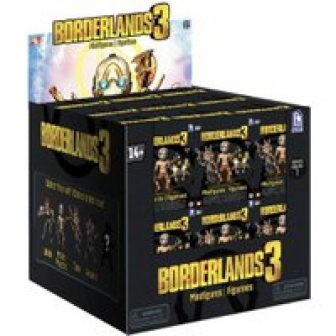 Borderlands 3 Collectable Minifigures (18 packs) from 365games.co.uk