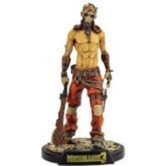 Coop Borderlands 7  Psycho Bandit Vinyl Figure from Zavvi UK