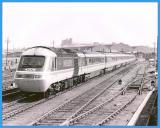 YORK 1988 43178 Intercity ex Newcastle for Bristol SHARMAN ref77